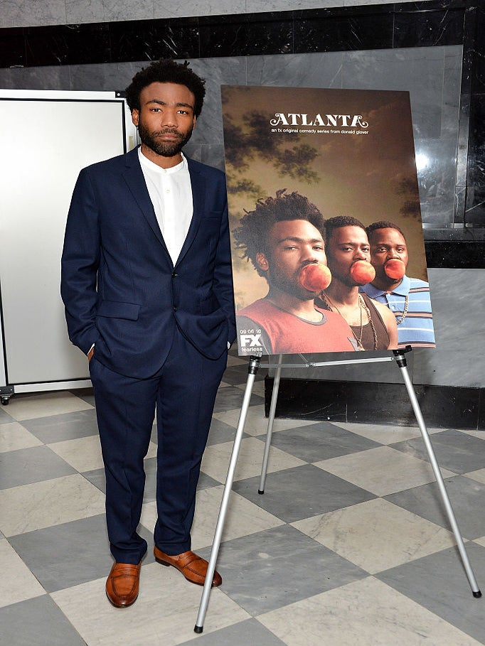 Donald Glover's Writing Staff is All Black for New FX Series 'Atlanta'