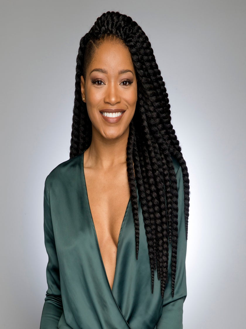 Keke Palmer Grows Up And Learns Lessons With 'Lauren:' I Realized I Didn't Have To Be Perfect