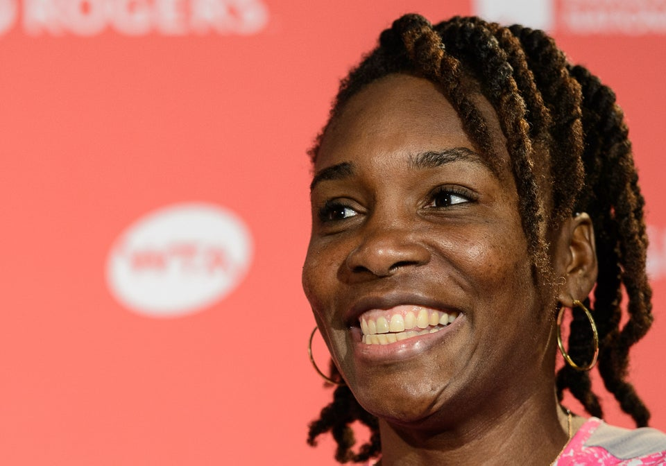 SERVE: Inspired By Black Girl Magic At The Olympics, Venus Williams Prepares For U.S. Open
