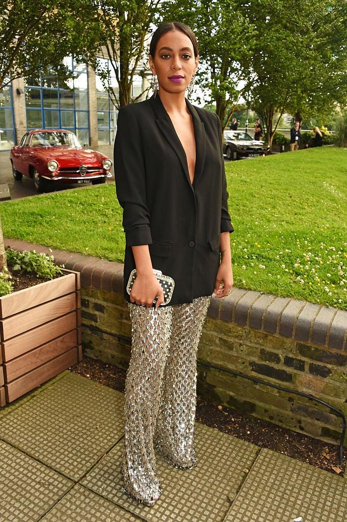 Solange's Weave Dilemma Has One Glaring Detail