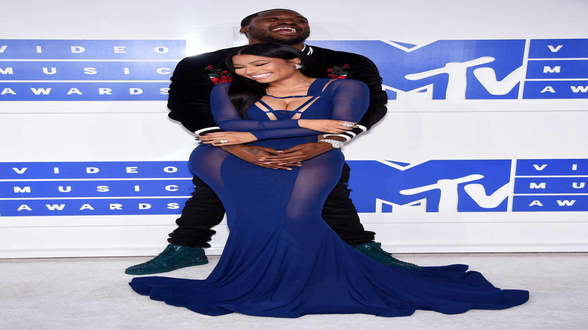 Meek Mill Says Being With Nicki Minaj Is Like A Dream