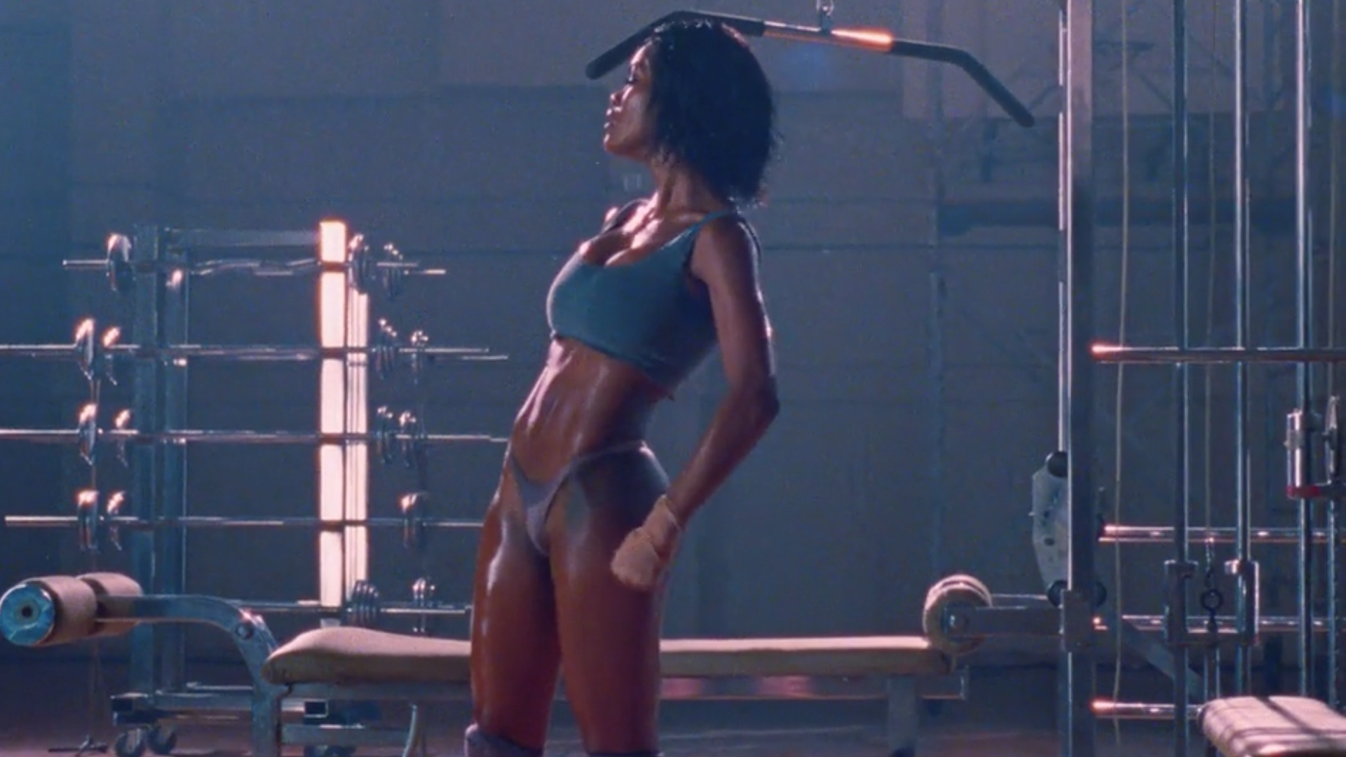 Teyana Taylor Just Gave Us #BodyGoals and #BlackLove Goals in Kanye West's 'Fade' Video