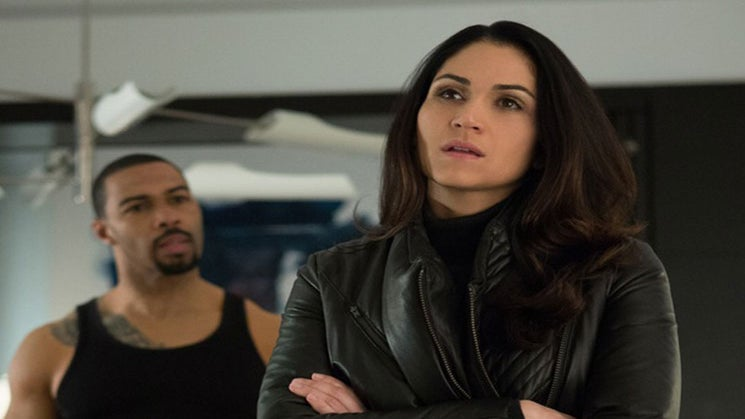 'Power' Star Lela Loren Reveals Why Angela Did Ghost That Way and What Almost Happened to Greg
