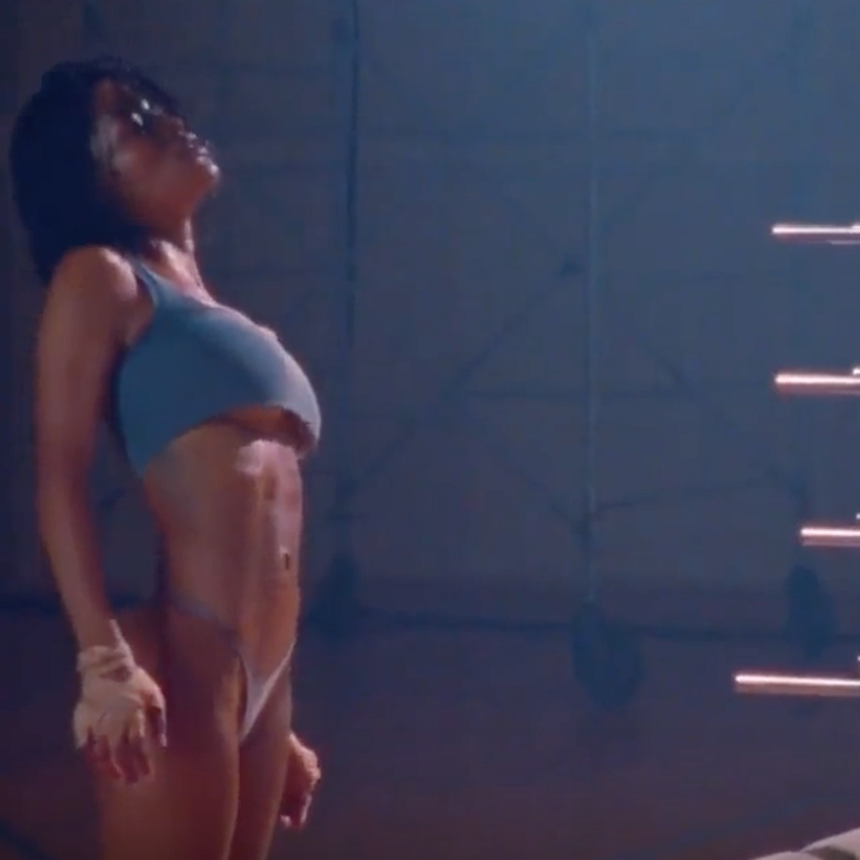 Twitter Erupts with #TeyanasWorkoutPlan After Kanye West's 'Fade' Video