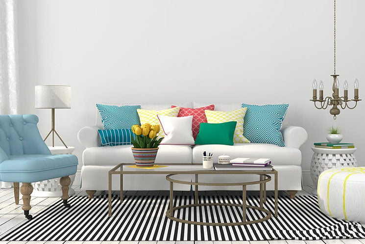 Design On A Dime: 7 Ways to Revamp Your Space For Fall