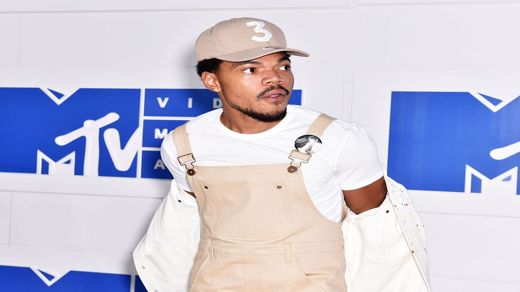 Beyoncé Crashed Chance The Rapper's VMA Interview & His Reaction Was Everything