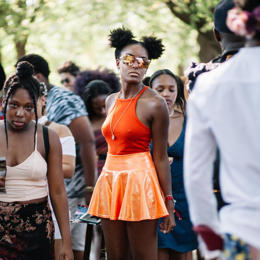 These Afropunk Princesses Will Give You So Much Life