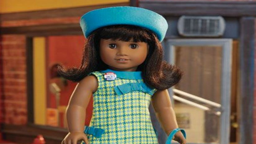 The Newest American Girl Doll Is Here & She's A 9-Year-Old Black Songstress From Detroit