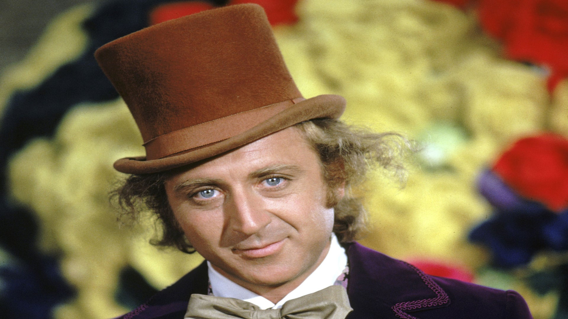 Actor Gene Wilder, Star Of Willy Wonka, Dead At 83