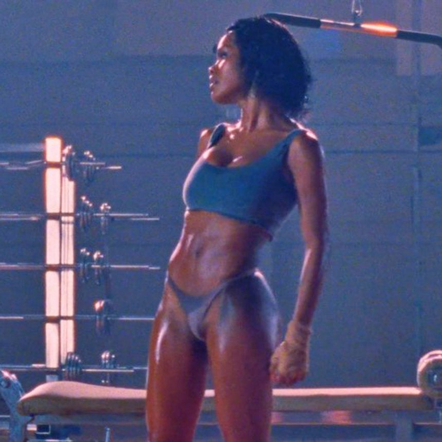 Celebrities Are Really Freaking Out About Teyana Taylor's Crazy Body on Social Media