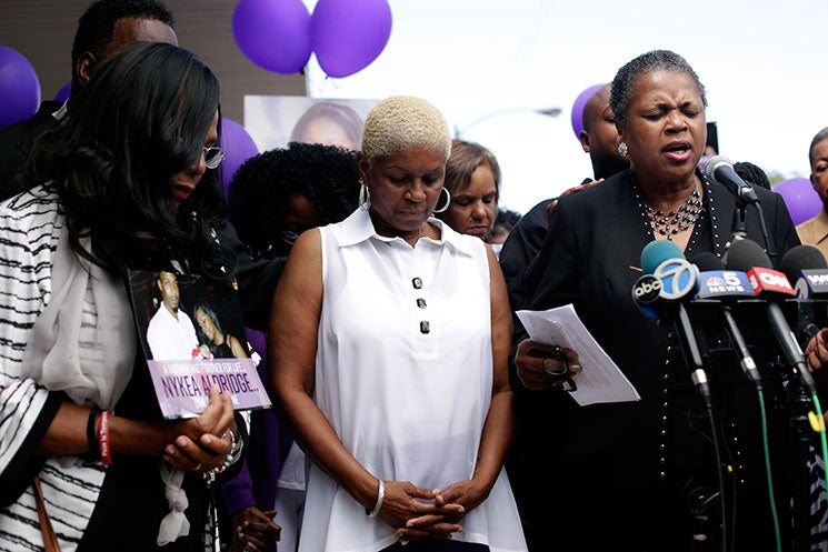 Dwyane Wade's Aunt Speaks Out About Her Daughter's Killing: 'I Forgive Them'