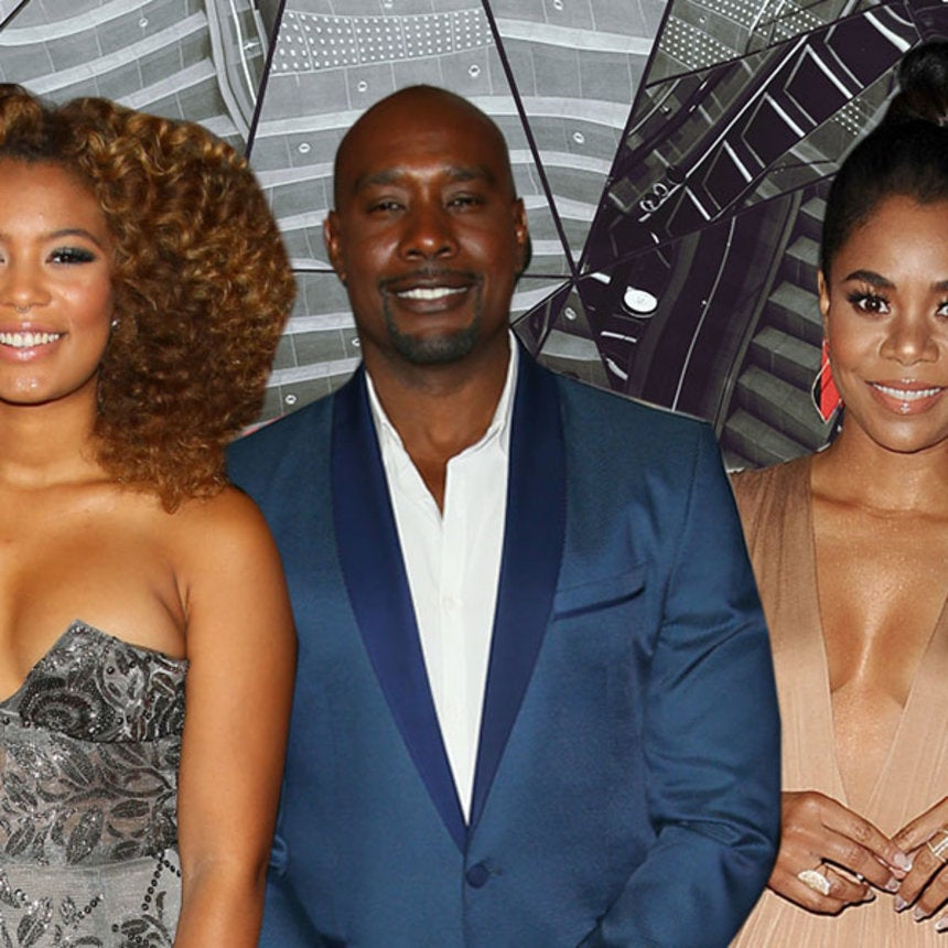 Celebs Came Through For The 'When The Bough Breaks' Premiere