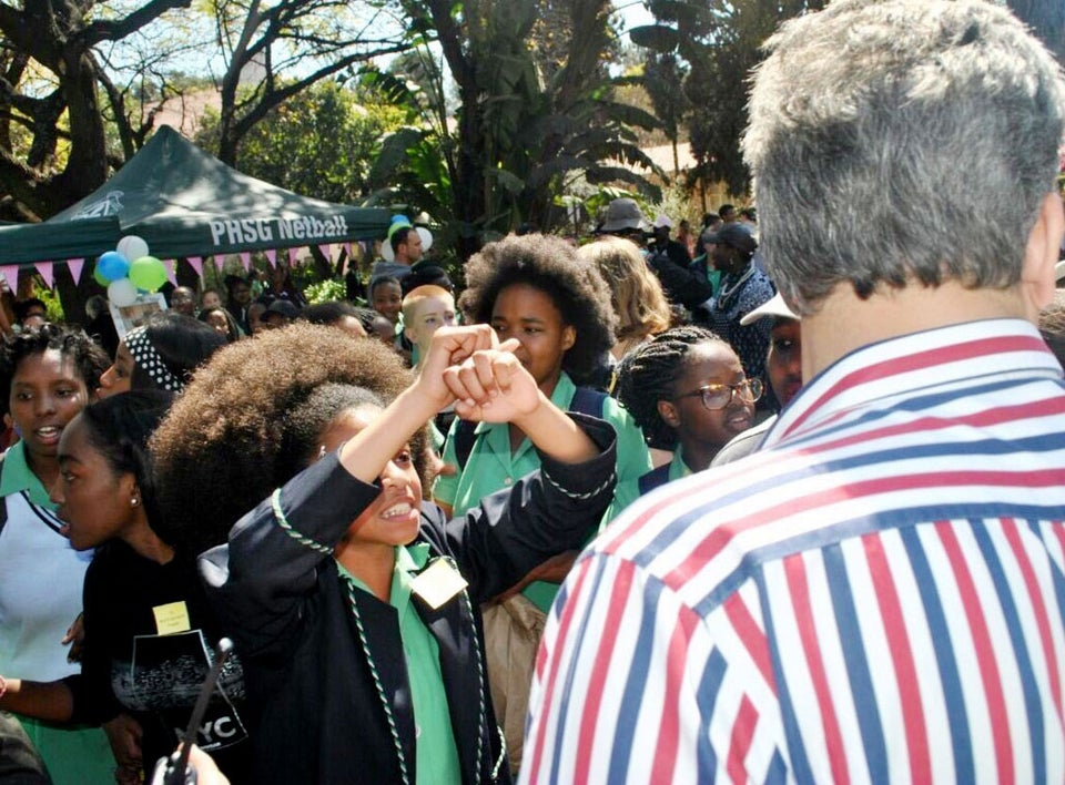 Why The Pretoria Natural Hair Protest Should Matter To Everyone