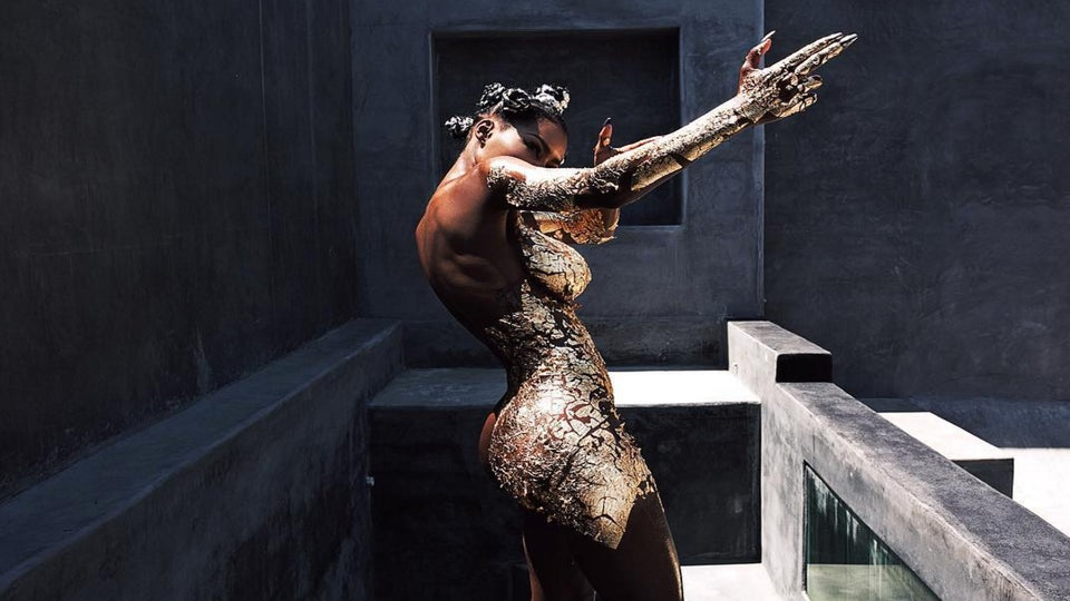 We Found The Secret To Teyana Taylor's Post-Baby Body – 'Twinkies'
