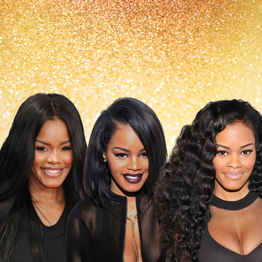 Teyana Taylor's Hair Throughout The Years