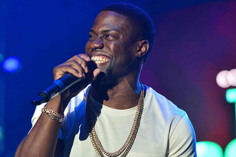 Kevin Hart Might Be 'Dashing Through The Snow' As Santa In New Disney Comedy