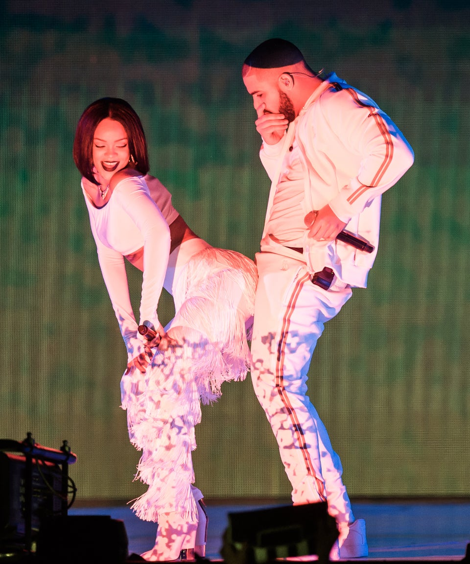 Drake Tells Rihanna She's 'Somebody I Have a Lot of Love For'On Her 29th Birthday