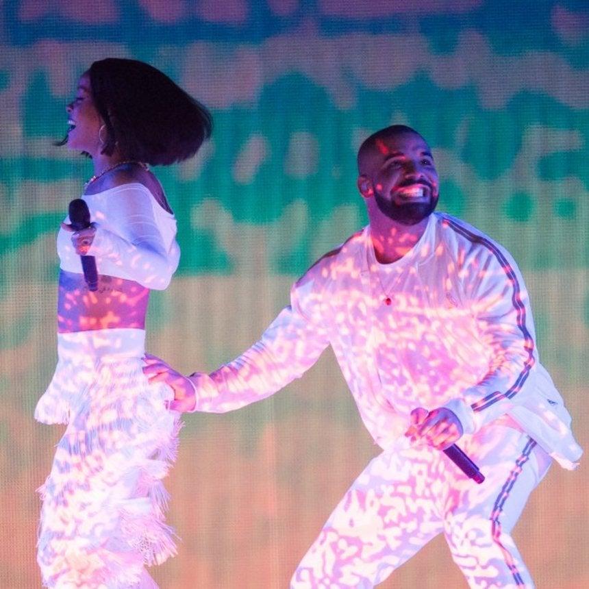25 Photos That Prove Drake Has Always Loved Rihanna