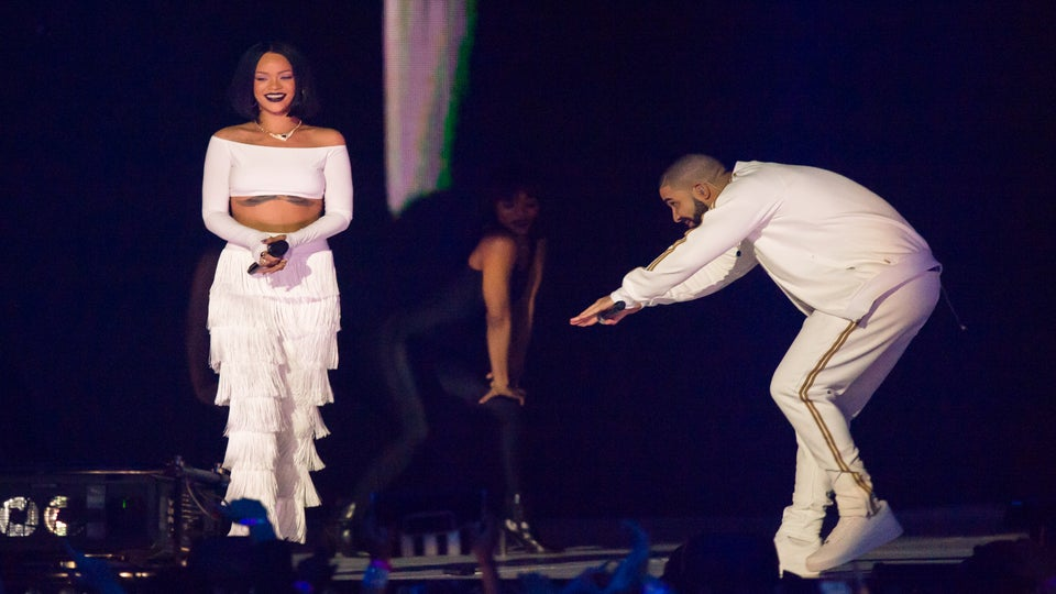 Drake and Rihanna Dominate Spotify's 'Songs of the Summer' List