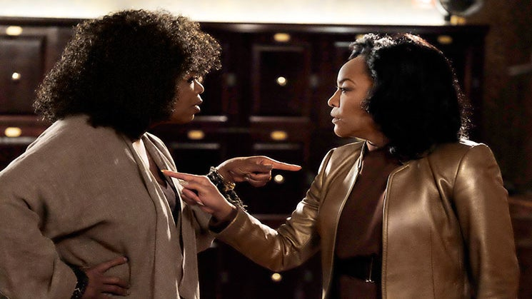 Lynn Whitfield On 'Greenleaf,' Fame and Fighting With Oprah Onscreen