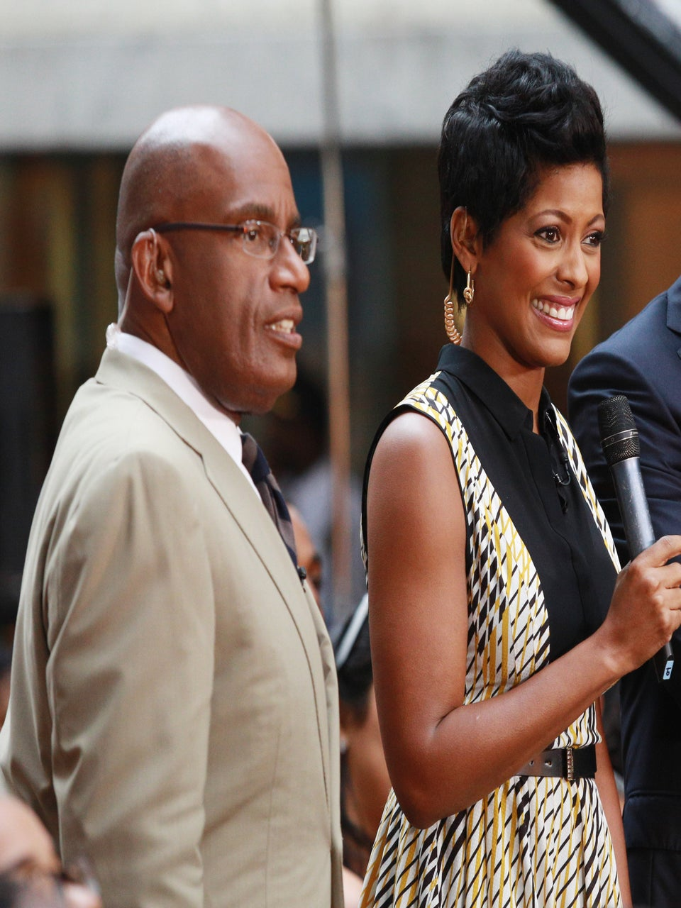 Tamron Hall Defends Al Roker's Ryan Lochte Comments