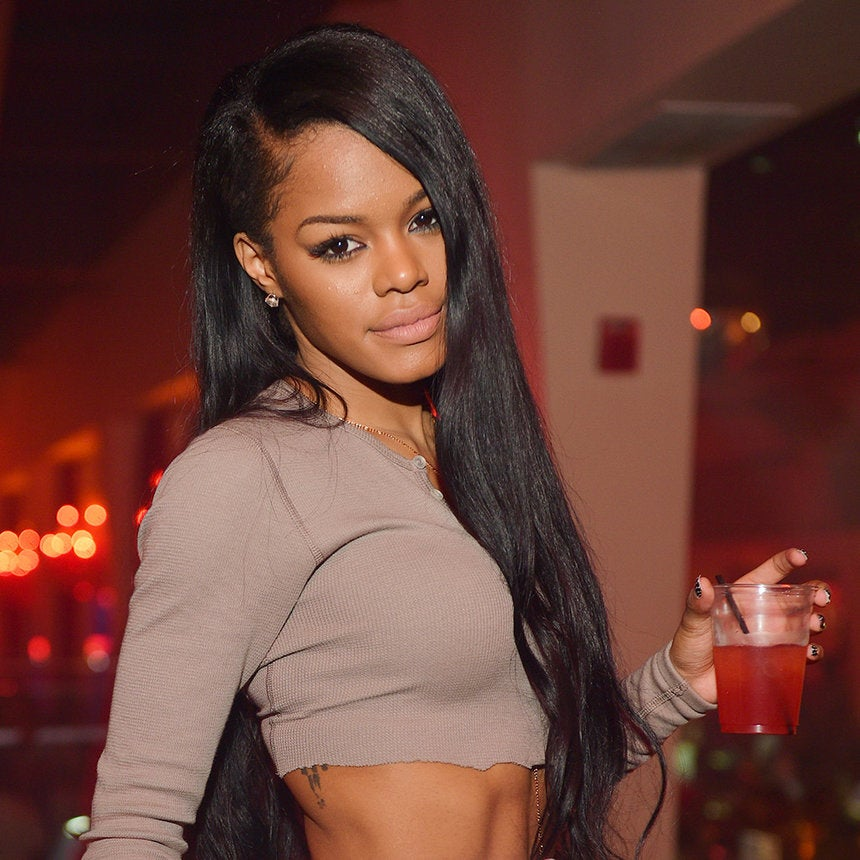 Teyana Taylor Partners With Extensionz For Customized Extensions
