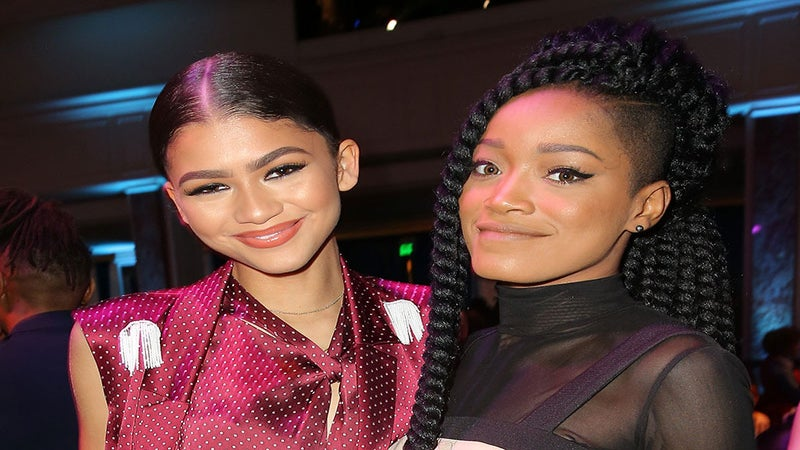 Keke Palmer And Zendaya Show Support For Normani Kordei Following Racist Abuse On Twitter
