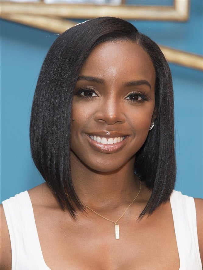 Appreciate Kelly Rowland's Latest Hairdo Before It's Gone