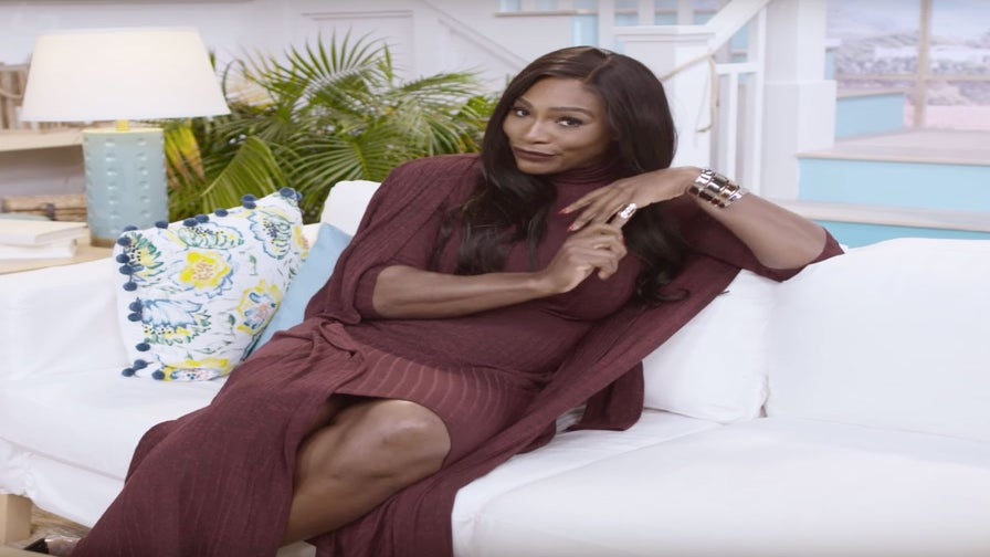 Watch Serena Williams Reveal She Wants To Raid Mariah Carey's Closet and More Stylish Facts