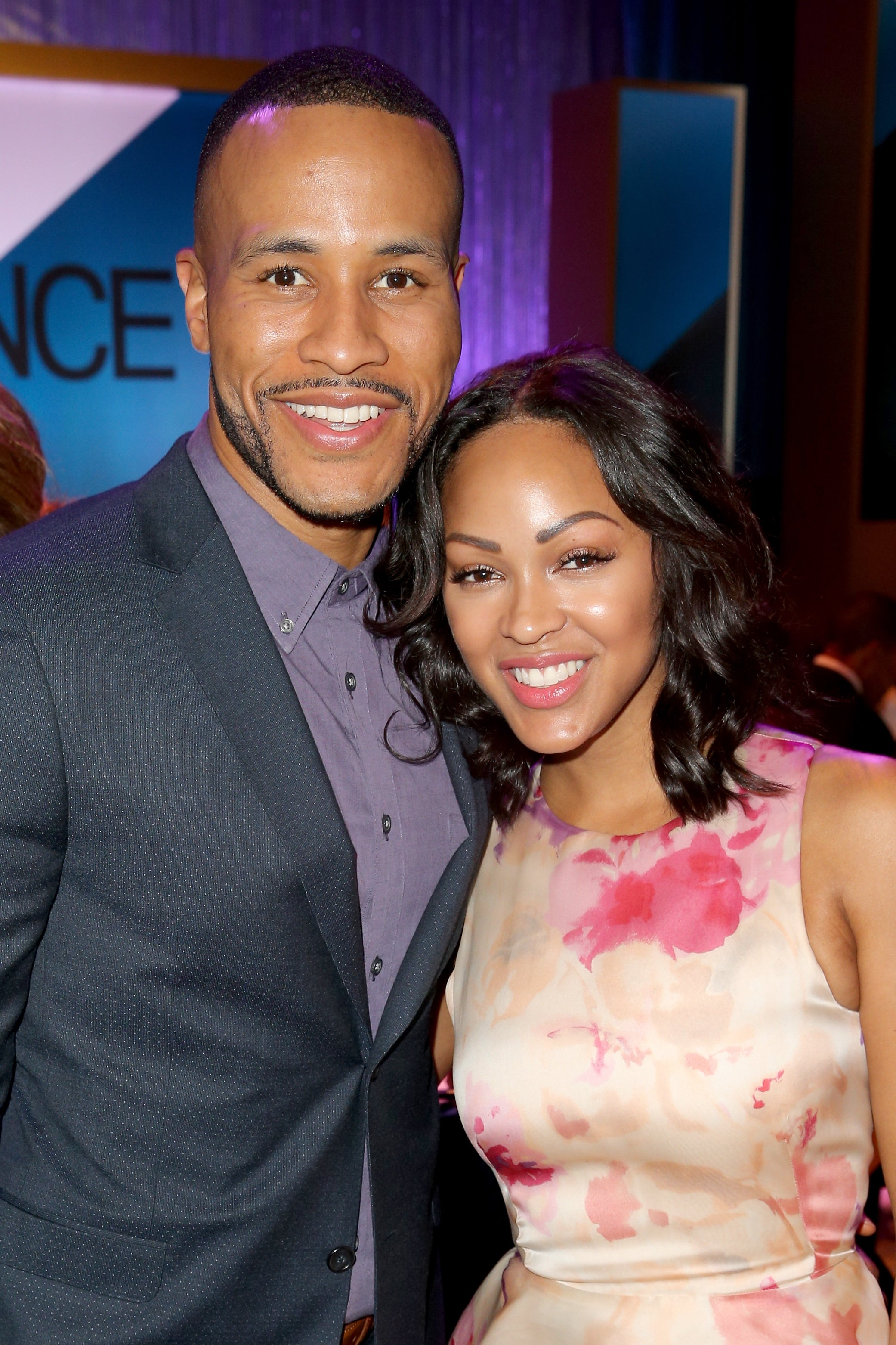 Meagan Good's Husband DeVon Franklin Takes Their Love To New Heights to Celebrate Her Birthdays