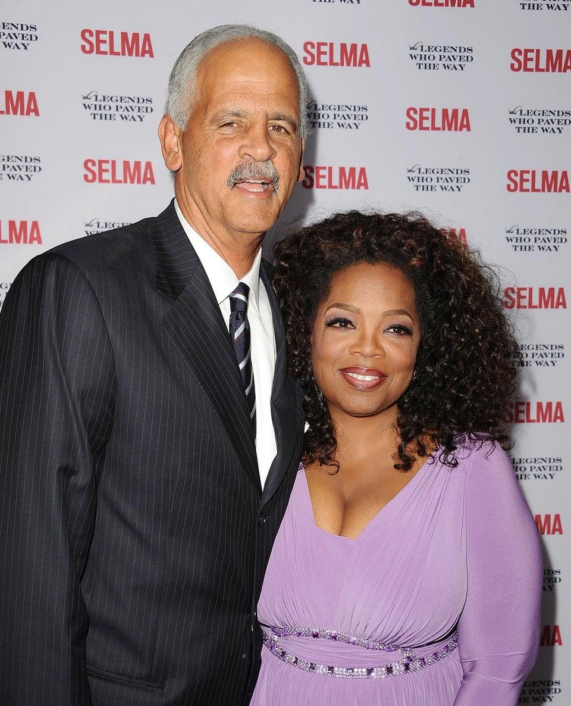 Oprah Winfrey Debunks Rumors She's Marrying Longtime Partner Stedman Graham: 'It's Not True!'