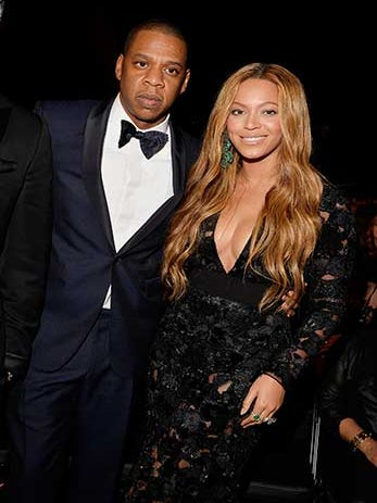 Beyoncé, Jay Z and Anthony Hamilton Prove They Are the Perfect Guests at Record Exec's Wedding