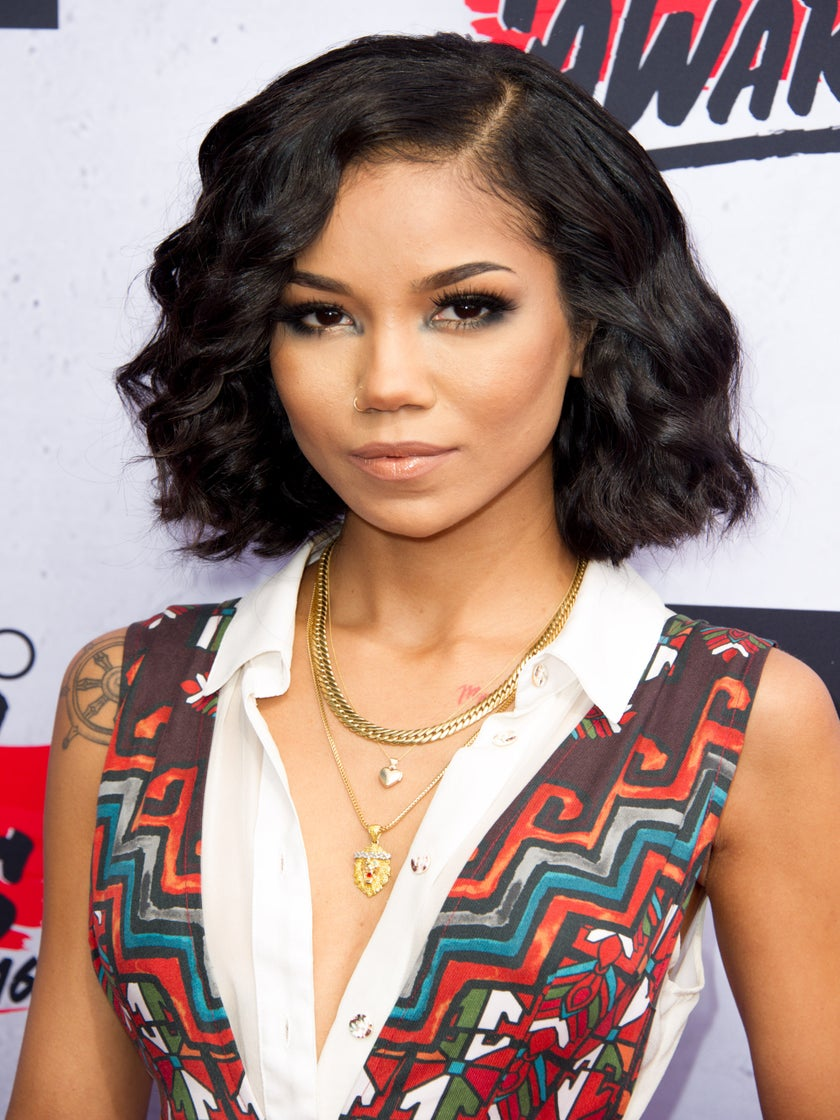 Jhené Aiko Files for Divorce from Husband Dot Da Genius, All Eyes are Now on Big Sean