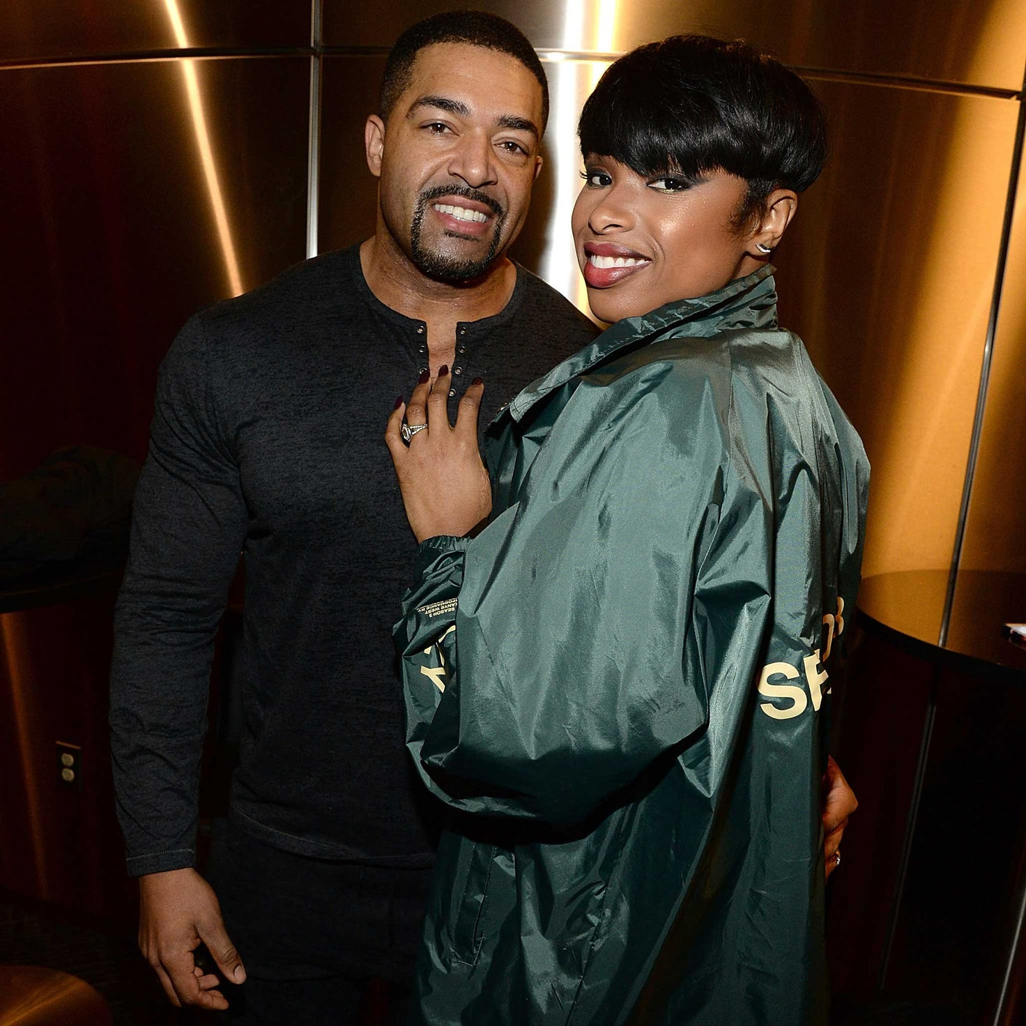 Jennifer Hudson and Fiance David Otunga's Son Planned A Sweet Family Night Out For Them