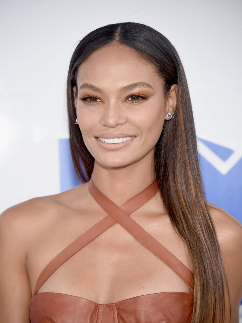 Supermodel Joan Smalls Claps Back At Commenter Attacking Her Black Pride