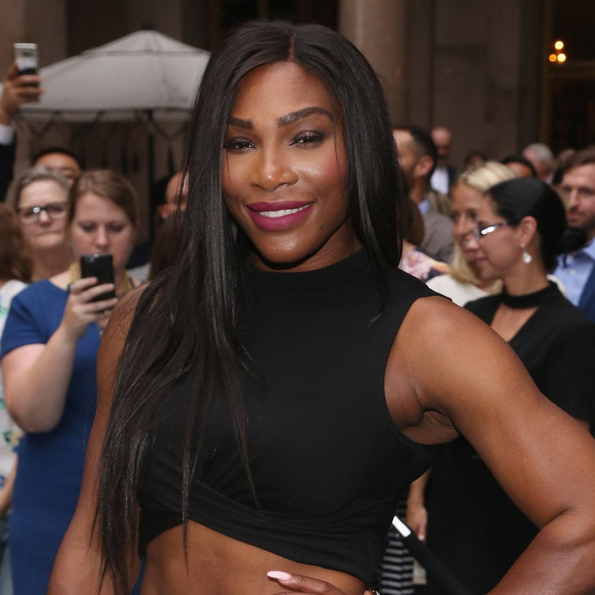 Serena Williams Showcases Her Engagement Ring in Reddit Post with Fiancé Alexis Ohanian