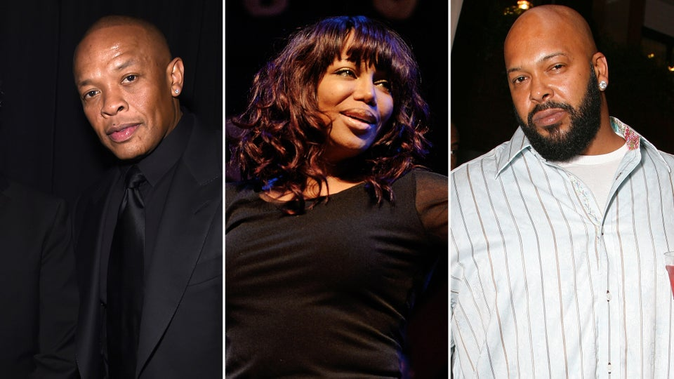 Michel'le's Lifetime Biopic Will Tell Her Side Of Straight Outta Compton