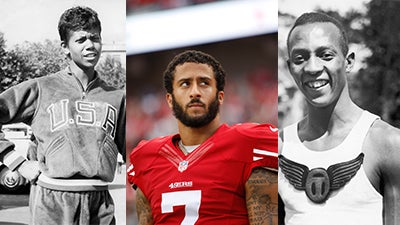 Standing With Kaepernick: America Has An Ugly History Of Rejecting Black Athletes