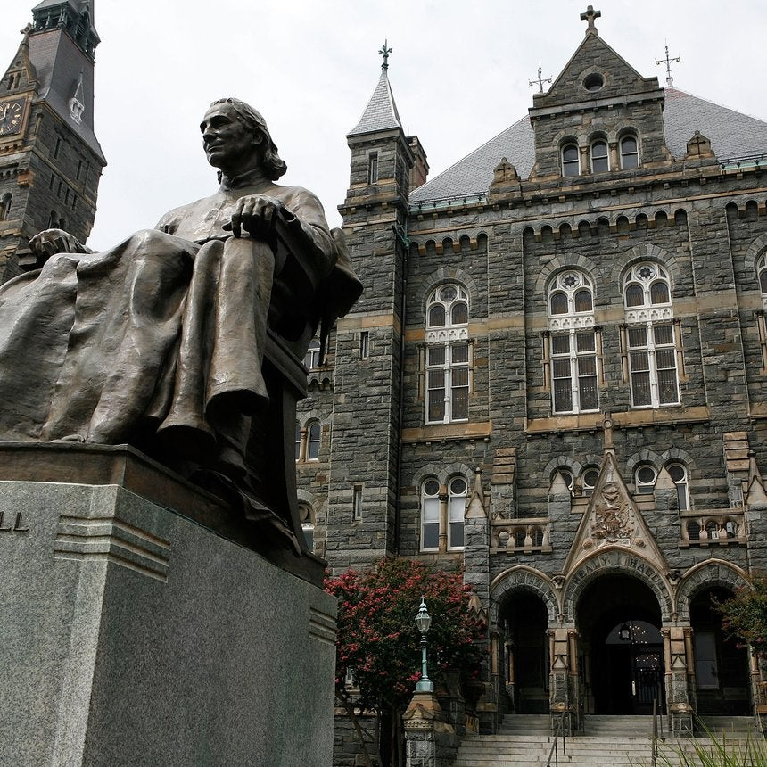 Georgetown University To Offer Admission Preference For Slave Descendants, But Is It Enough?