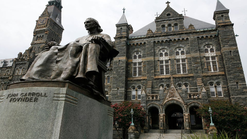 Atonement? Georgetown University To Offer Admission Preference For Descendants Of Slaves