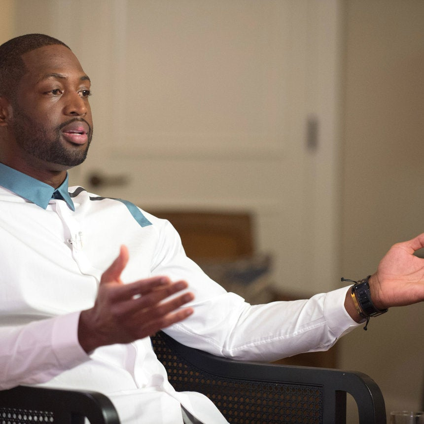 Dwyane Wade To Trump: Don't Use My Family For 'Political Gain'