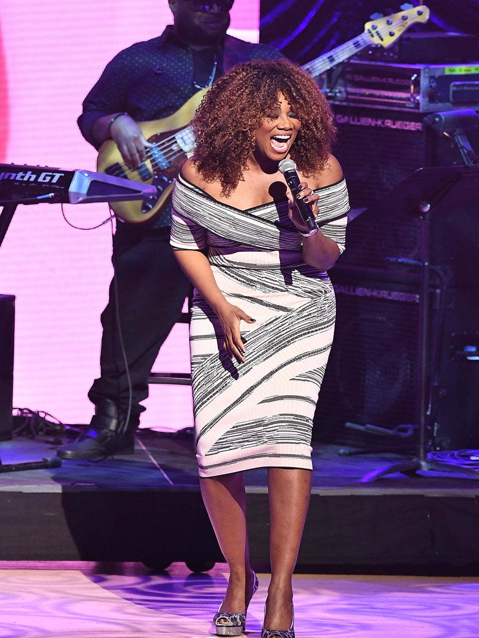 Yolanda Adams Looks Forward To Worshipping with South Africans This Weekend