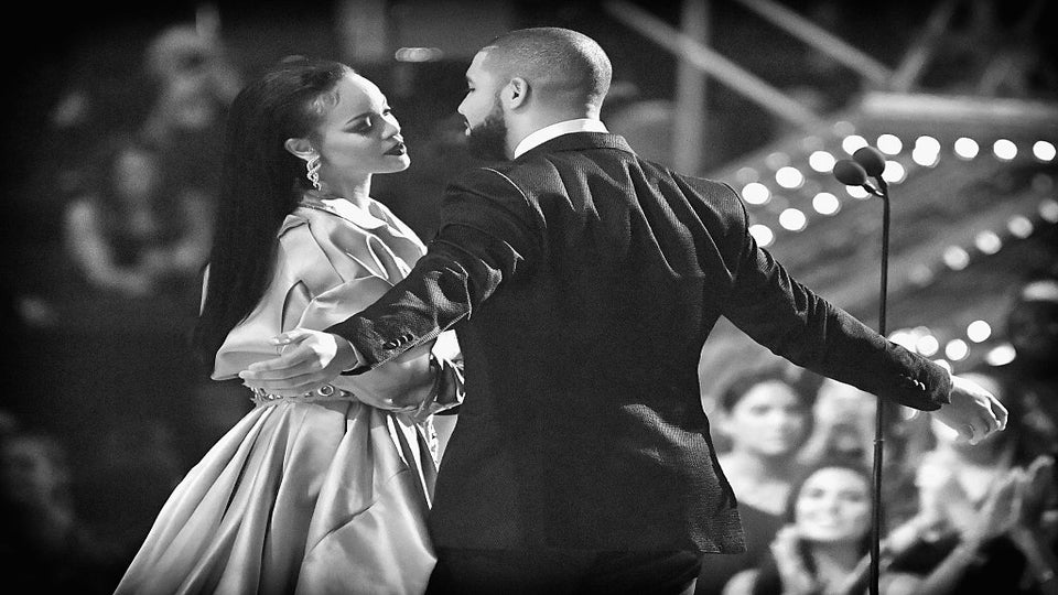 Did Rihanna Make Her Relationship With Drake Official With A Tattoo?