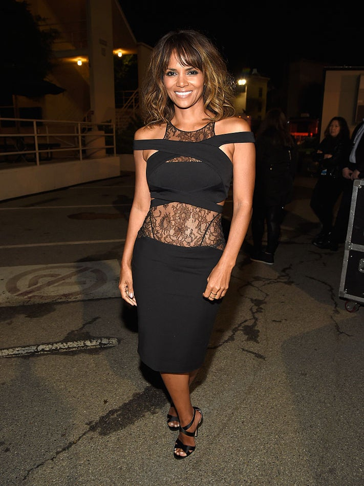The Secret to Halle Berry's Flawless Abs