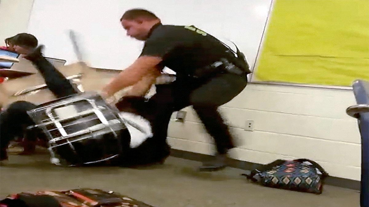 South Carolina Officer Will Not Face Charges For Throwing Student Across Classroom, But Do You Know Why?