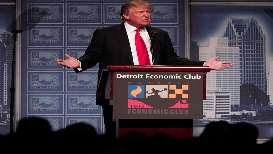 #TrumpInDetroit: 5 Reasons Donald Trump Won't Win The Black Vote