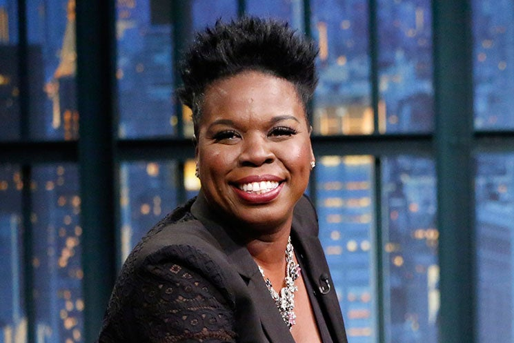 Leslie Jones Has A Message For Hackers: 'If You Want To See Leslie Jones Naked, Just Ask!'