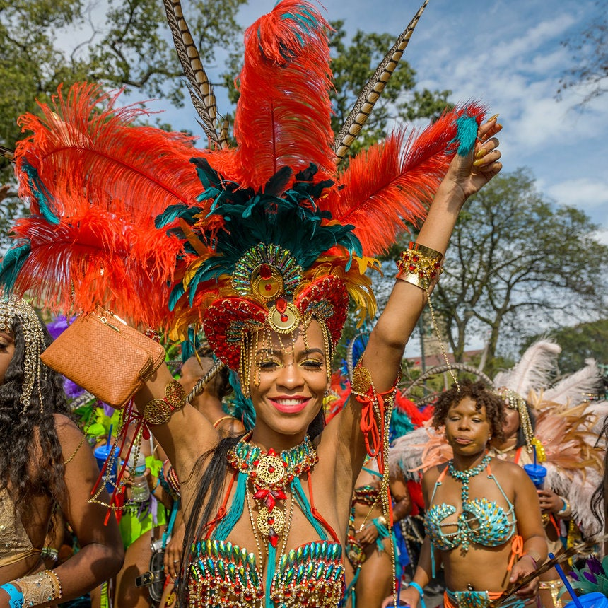 Jaw-Dropping Photos From The West Indian Day Parade