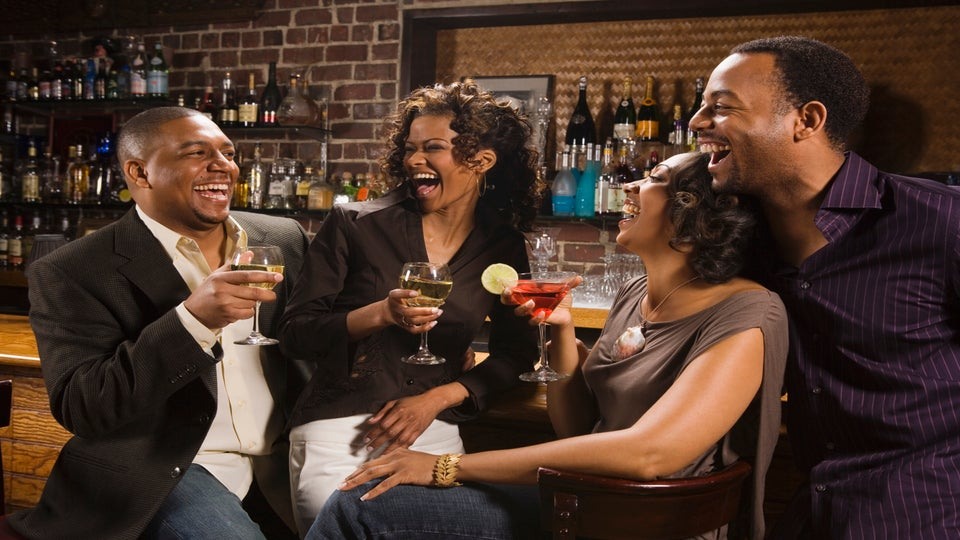 Science Says Couples Who Drink Together are More Likely to Stay Together (Cheers!)