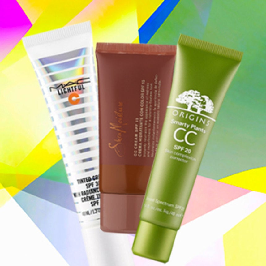 10 CC Creams To Covet When You Don't Have Time For Foundation